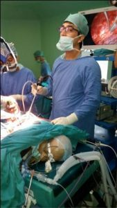 Video Assisted Thoracoscopic Surgery (VATS)