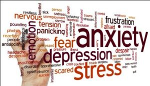 weak immune system stress
